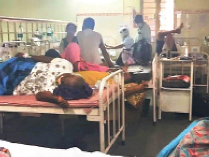 प्रदेश में 1800 मरीज; 50 इंजेक्शन प्रति मरीज की दरकार यानी 90 हजार वायल चाहिए - Dainik Bhaskar