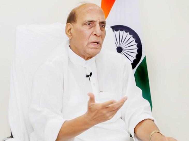 रडार और टैंक इंजन समेत 108 हथियार देश में बनेंगे, रक्षा मंत्री राजनाथ सिंह ने इनके आयात पर प्रतिबंध लगाया देश,National - Dainik Bhaskar