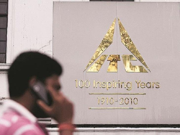ITC को जनवरी से मार्च के दौरान 3,748 करोड़ रुपए का प्रोफिट, प्रति शेयर 5.75 रुपए का डिविडेंड|बिजनेस,Business - Dainik Bhaskar