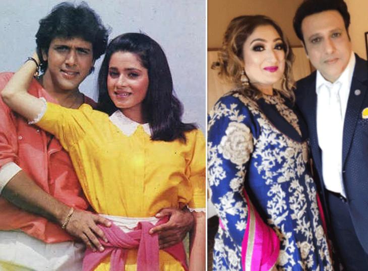 नीलम से शादी करने के लिए गोविंदा ने तोड़ दी थी मंगेतर से सगाई, मां जिद पर अड़ गईं इसलिए करनी पड़ी सुनीता से शादी|बॉलीवुड,Bollywood - Dainik Bhaskar
