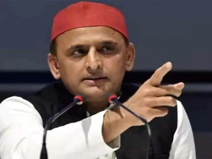 अखिलेश बोले- BJP की डबल इंजन सरकार, ये केवल अधिकारी-अधिकारी खेलती है; बंगाल सरकार के साथ भेदभाव करने का आरोप लगाया लखनऊ,Lucknow - Dainik Bhaskar