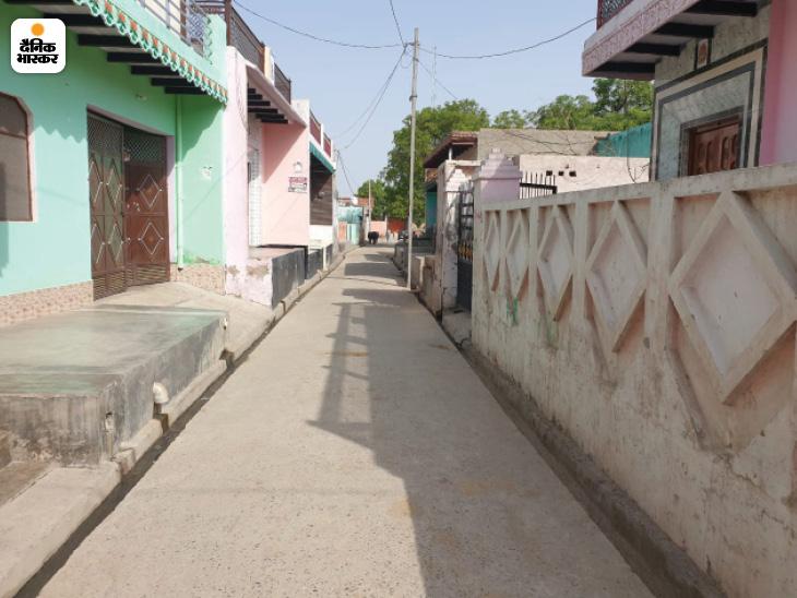 11 लोगों की मौत होने से करसुआ गांव में पसरा सन्नाटा।
