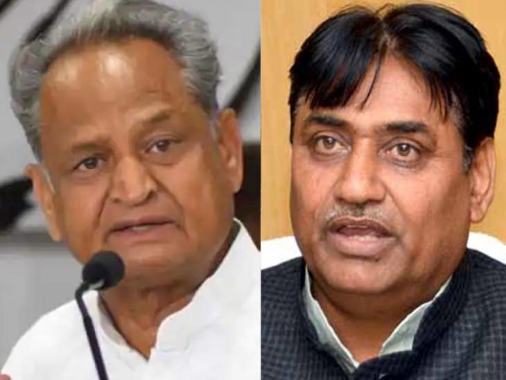 गहलोत बोले-फ्री वैक्सीनेशन हर नागरिक का अधिकार, इससे वंचित करना सबसे बड़ा अन्याय, डोटासरा बोले- राज्यों को अपने हाल पर छोड़ छिप कर बैठ गए मोदी|जयपुर,Jaipur - Dainik Bhaskar