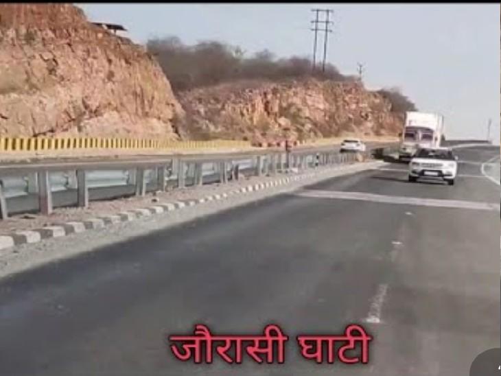 एक्सपर्ट बोले- घाटी से गुजरते समय वाहन की स्पीड 40 किलोमीटर प्रतिघंटे से ज्यादा नहीं हो, नहीं तो... हादसा तय|ग्वालियर,Gwalior - Dainik Bhaskar