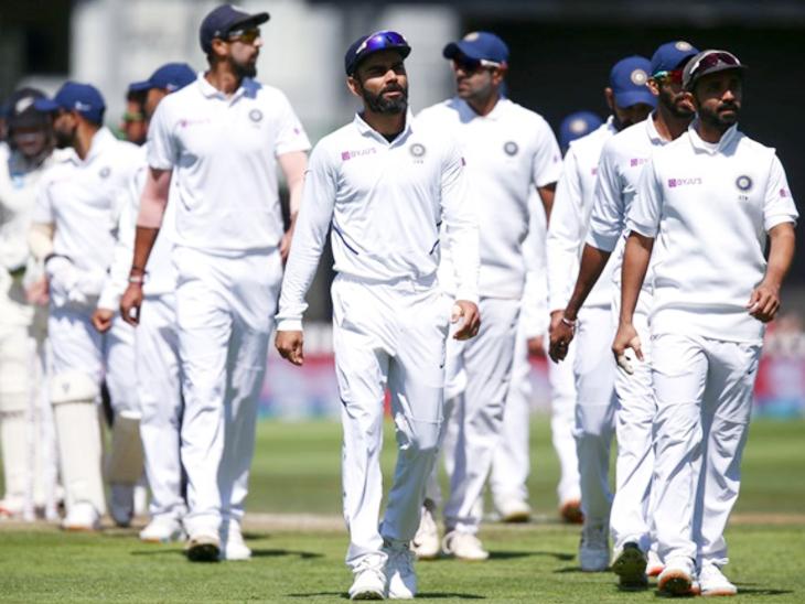 विराट की टीम 4 महीने लंबे टूर के लिए आज रवाना होगी, 18 जून से टेस्ट चैंपियनशिप फाइनल खेलना है; महिला टीम भी साथ जाएगी|क्रिकेट,Cricket - Dainik Bhaskar