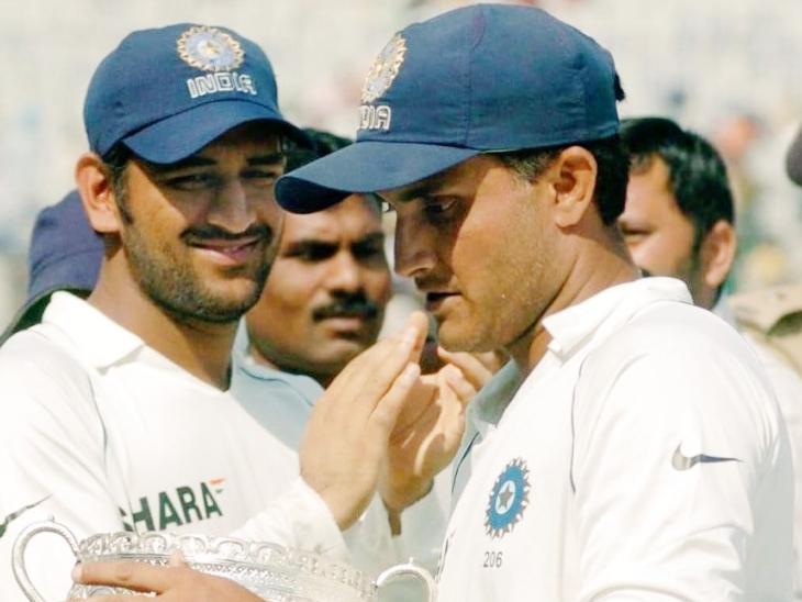 पूर्व सिलेक्टर ने कहा- 2004 दलीप ट्रॉफी फाइनल में गांगुली धोनी की जगह दीपदास को खेलते देखना चाहते थे, बाद में माही ने 60 रन जड़े|क्रिकेट,Cricket - Dainik Bhaskar