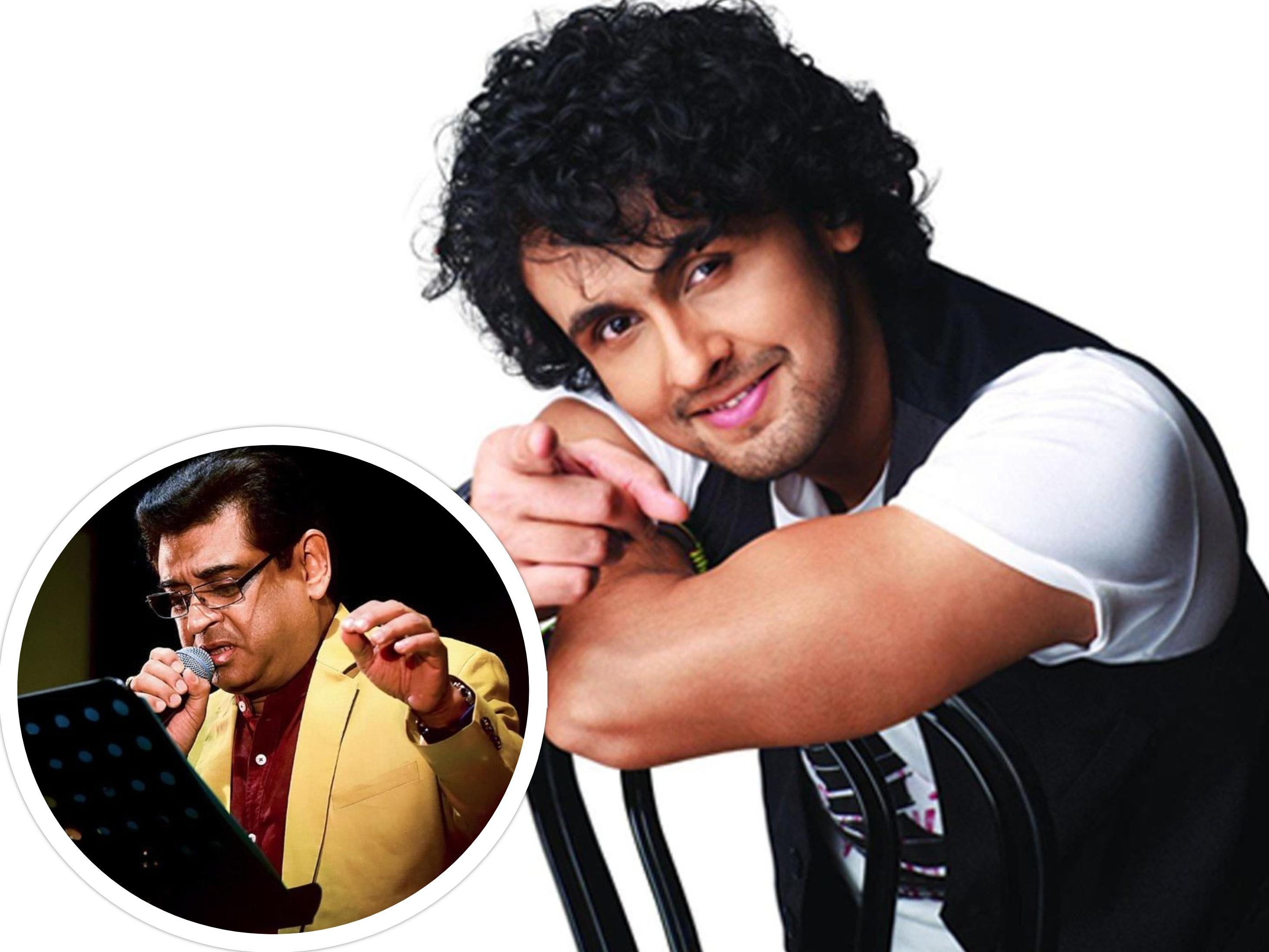 इंडियन आइडल 12 के मेकर्स से बोले सोनू निगम, अमित कुमार की चुप्पी का नाजायज फायदा मत उठाओ, विवाद खत्म करो|टीवी,TV - Dainik Bhaskar