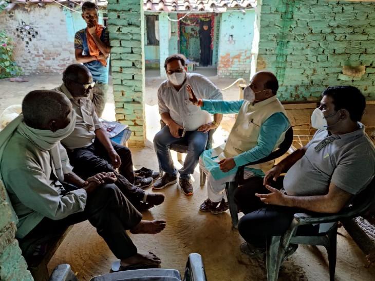 पंचायत चुनाव में मिले सिर्फ 43 वोट, आहत होकर किया धर्म परिवर्तन का ऐलान, भाजपाई मनाने में जुटे|बरेली,Bareilly - Dainik Bhaskar
