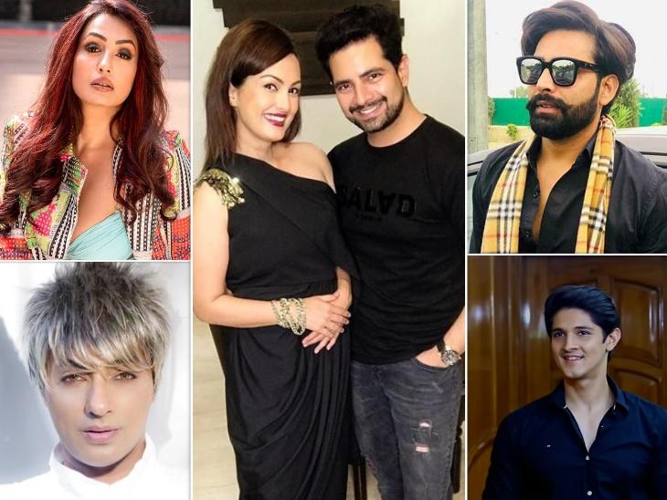 निशा रावल ने पति करण मेहरा पर लगाए घरेलू हिंसा और एक्स्ट्रा मैरिटल अफेयर जैसे कई संगीन आरोप, दो हिस्सों में बटी इंडस्ट्री|टीवी,TV - Dainik Bhaskar