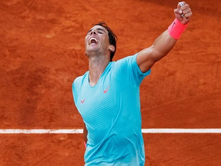 टेनिस के बिग-3 दूसरे राउंड में पहुंचे; 13 बार के चैंपियन नडाल और जोकोविच ने अपना-अपना पहला मैच जीता|स्पोर्ट्स,Sports - Dainik Bhaskar