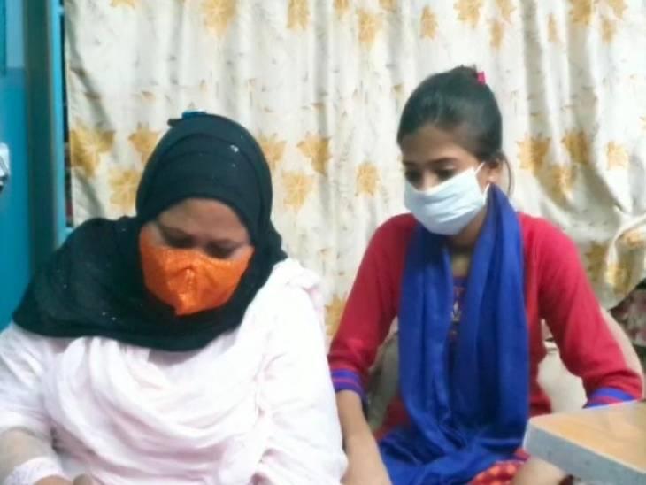 कोरोना ने छीन लिया माता-पिता का साया, सहायता की राह देख रहे लखनऊ के अनाथ बच्चे; फीस न भर पाने से स्कूल ने निकाला|लखनऊ,Lucknow - Dainik Bhaskar