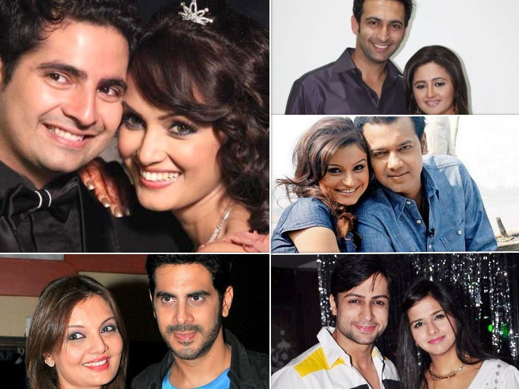 करण मेहरा-निशा रावल से पहले, शादीशुदा जिंदगी के झगड़ों के चलते सुर्खियों में रहे हैं ये टीवी कपल|टीवी,TV - Dainik Bhaskar