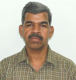 पूर्व जनसंपर्क अधिकारी बृजेंद्र शर्मा - Dainik Bhaskar