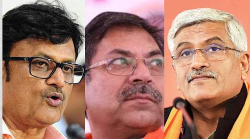 पूनिया बोले- इस बार बाड़ेबंदी हुई तो भाग जाएंगे कांग्रेसी विधायक, गजेंद्रसिंह ने लिखा- मंत्रियों की तू-तू मैं-मैं ने बाड़ेबंदी रिजॉर्ट वालों को चौकन्ना किया|जयपुर,Jaipur - Dainik Bhaskar