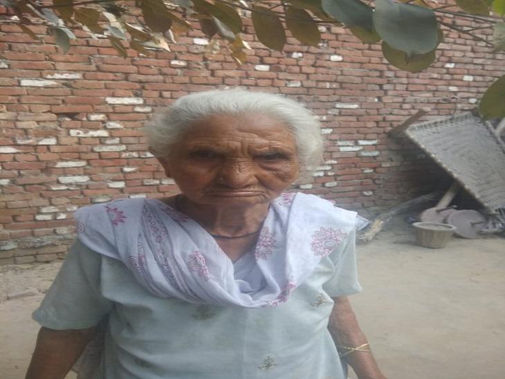 पोते को जेल से छुड़ाने की बात करते-करते दादी से कान की बाली लूट ले गया दोस्त, मारपीट के मामले में 6 महीने से जेल में है बंद|पानीपत,Panipat - Dainik Bhaskar