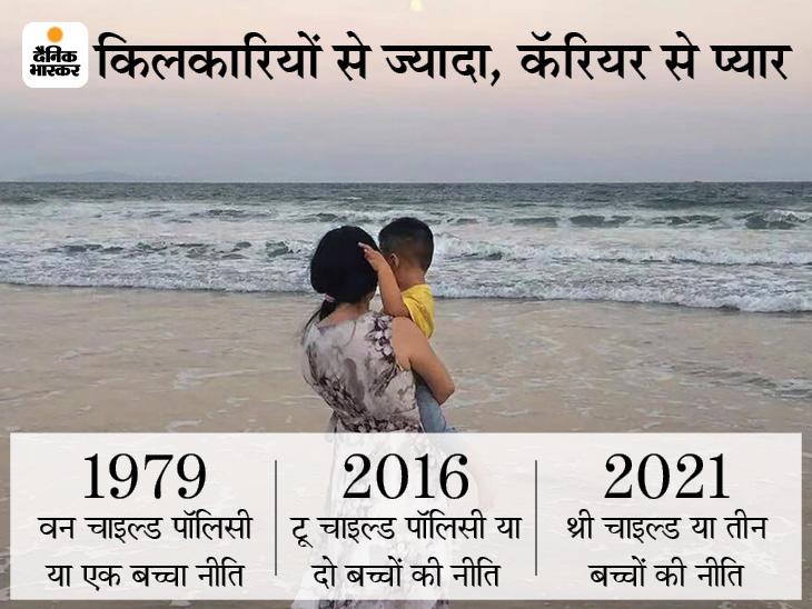 चीन में तीन बच्चों की नीति:सरकार चाहती है तीन बच्चे पैदा करें कपल्स, युवा पुरुष शादी से पहले नसबंदी करा रहे; कहा- खुद का गुजारा मुश्किल, बच्चे कैसे पालें