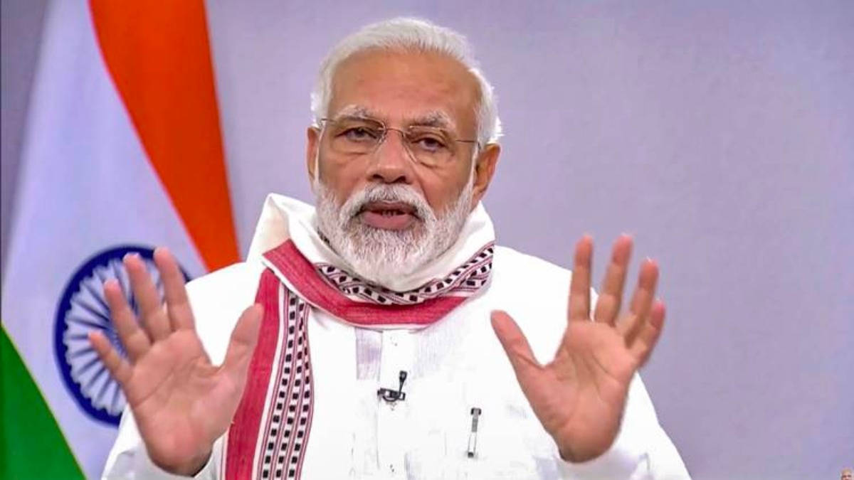 पीएम ने बताया कि वे जुलाई में ओलिंपिक में भाग लेने जा रहे भारतीय एथलीटों से बात करेंगे। - Dainik Bhaskar