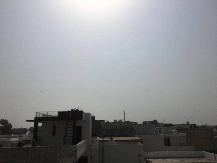 सुबह के समय नरम रहे गर्मी के तेवर, दो डिग्री गिरा तापमान, अब 8 जून तक सताएगी गर्मी और उमस|पानीपत,Panipat - Dainik Bhaskar