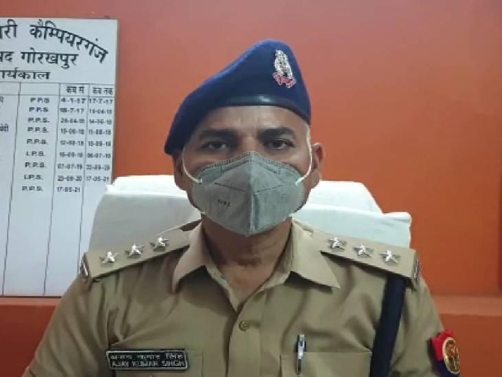 बीच-बचाव करने गई महिला को दिया धक्का, सड़क पर गिरी और मर गई...आरोपी महिलाएं गिरफ्तार|गोरखपुर,Gorakhpur - Dainik Bhaskar