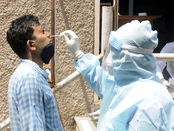 इंदौर में 75 दिन बाद 300 से कम मरीज मिले , 2 की मौत|इंदौर,Indore - Dainik Bhaskar