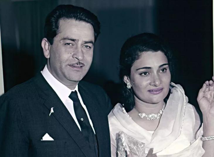 नाटक कंपनी लेकर रीवा गए थे पृथ्वीराज कपूर और वहां के आईजी की बेटी इतनी पसंद आ गई थी कि बना लिया बहू, करा दी राज कपूर से शादी बॉलीवुड,Bollywood - Dainik Bhaskar
