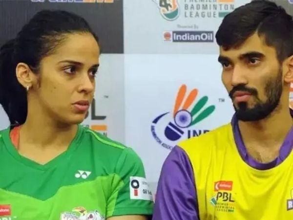 साइना ने करियर में 3 ओलिंपिक में हिस्सा लिया। वहीं, श्रीकांत ने 2016 में रियो ओलिंपिक में हिस्सा लिया था।