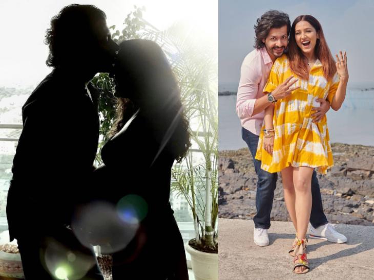 Neeti Mohan Welcomes Baby Boy, Husband Nihaar Pandya Pens Heart-warming  Post, Said-mom and son are both healthy and fine | नीति मोहन ने बेटे को दिया  जन्म, पति निहार पांड्या ने पोस्ट