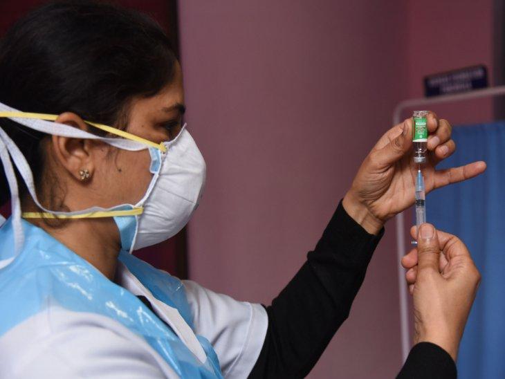 गुरुवार को 111 नए पॉजिटिव मिले, एक की मौत, 18+ के लिए वैक्सीन हुई खत्म, 10 जून को मिलेगी 1 लाख 20 हजार डोज|चंडीगढ़,Chandigarh - Dainik Bhaskar