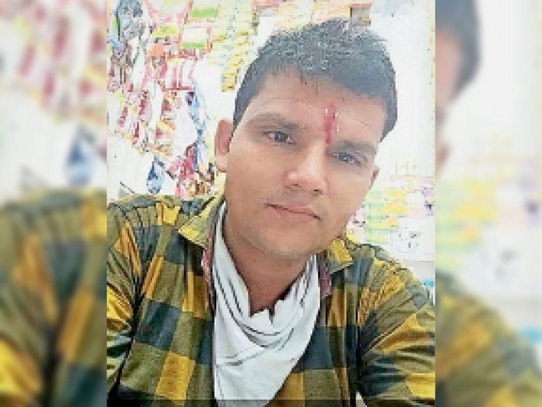 सूरत से घर आ रहे व्यक्ति की सड़क हादसे में मौत|मलसीसर,Malsisar - Dainik Bhaskar