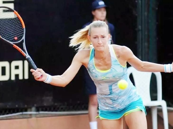 फ्रेंच ओपन के मैच में फिक्सिंग की जांच; पुलिस ने रूसी महिला प्लेयर को अरेस्ट किया, वुमन्स डबल्स में पहला मुकाबला हारी थी|स्पोर्ट्स,Sports - Dainik Bhaskar