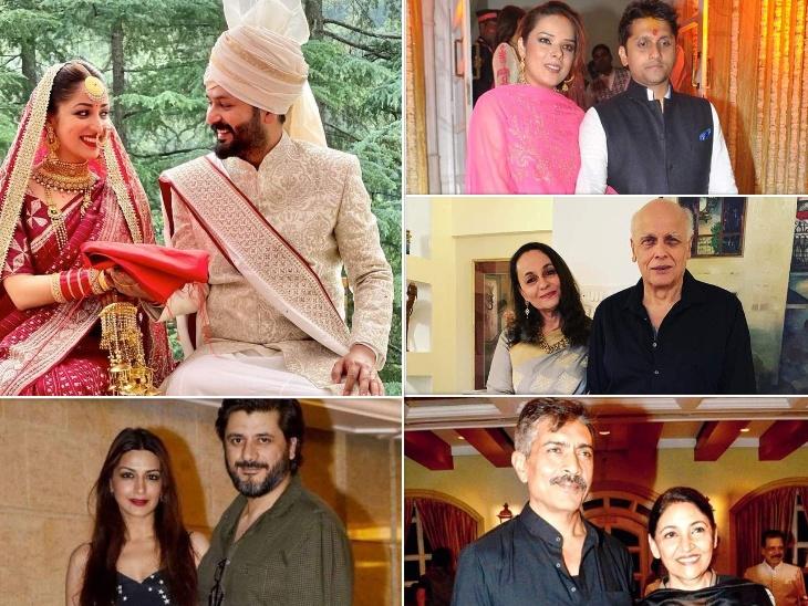 यामी गौतम ने की अपनी फिल्म 'ऊरी' के डायरेक्टर आदित्य धर से शादी, ये एक्ट्रेस भी डायरेक्टर्स के साथ ले चुकी हैं सात फेरे|बॉलीवुड,Bollywood - Dainik Bhaskar