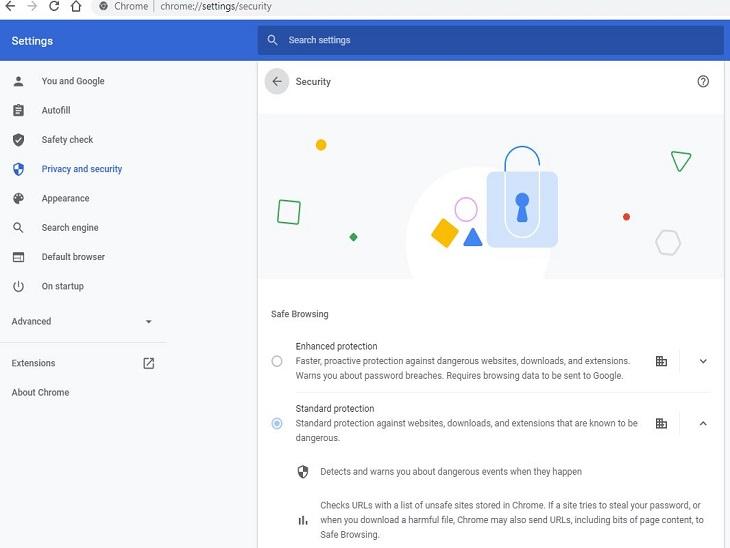 अब गूगल क्रोम में पासवर्ड चोरी करने वाली फाइल का पता चल जाएगा, स्कैन करते ही आ जाएगी चेतावनी|टेक & ऑटो,Tech & Auto - Dainik Bhaskar