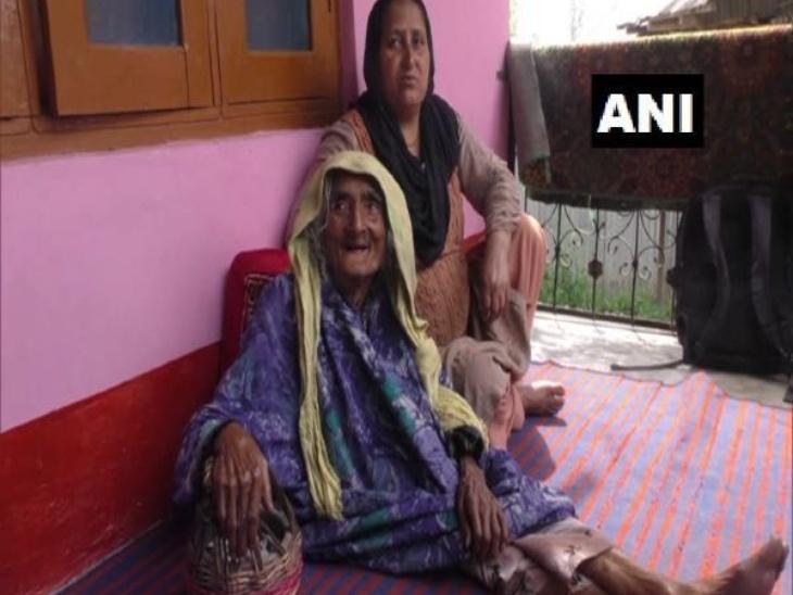 जम्मू-कश्मीर में 124 साल की रेहते बेगम ने लगवाया कोविड-19 वैक्सीन का पहला डोज, वहां मौजूद अन्य लोगों को दी वैक्सीन लगवाने की हिदायत लाइफस्टाइल,Lifestyle - Dainik Bhaskar