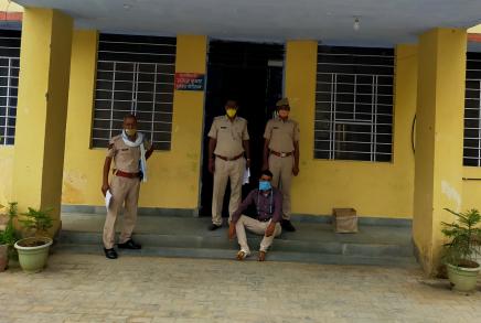 हत्या, लूट, डकैती की वारदातों का खुलासा कर नौ आरोपी गिरफ्तार किए, एसपी अनिल बेनीवाल ने प्रेस कांफ्रेंस कर दी जानकारी|दौसा,Dausa - Dainik Bhaskar