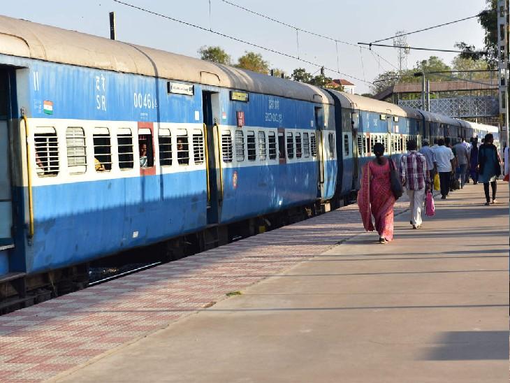 7 जून से पटरी पर दौड़ेगी गोरखपुर-आनंद विहार समर स्पेशल ट्रेन, गोरखपुर स्टेशन से हर हफ्ते सोमवार-गुरुवार को|गोरखपुर,Gorakhpur - Dainik Bhaskar
