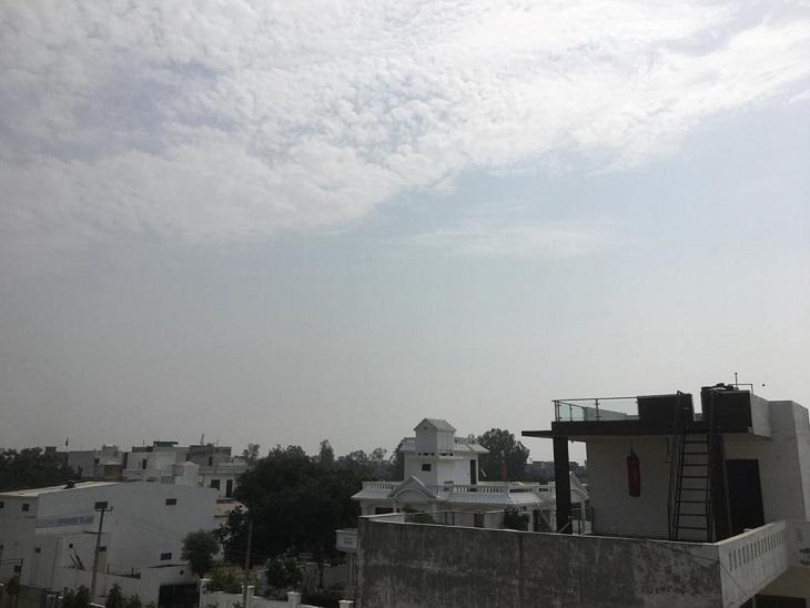 पानीपत में सुबह के समय आंशिक र� - Dainik Bhaskar