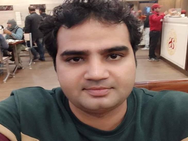 आगरा के रहने वाले दिल्ली पुलिस के सब इंस्पेक्टर ने की आत्महत्या, 6 माह पूर्व हुई थी शादी|आगरा,Agra - Dainik Bhaskar