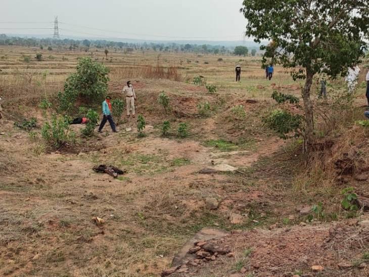 कटनी में युवक-युवती के शव मिले, जहर की खाली डिब्बी मिलने से पुलिस को प्रेम-प्रसंग में आत्महत्या की आशंका|जबलपुर,Jabalpur - Dainik Bhaskar