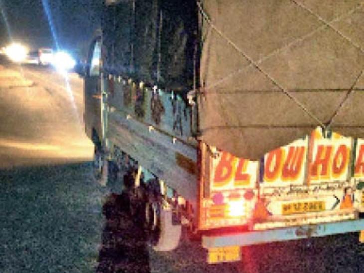 ग्रीन कॉरिडोर बनाकर दिल्ली रवाना किए गए हैं ट्रक। - Dainik Bhaskar
