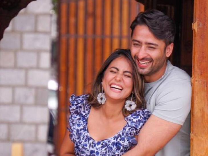 हिना को अगले म्यूजिक वीडियो में शहीर नहीं चाहिए, कोई अंडे खाकर आएगा रोमांटिक सीन करने|टीवी,TV - Dainik Bhaskar