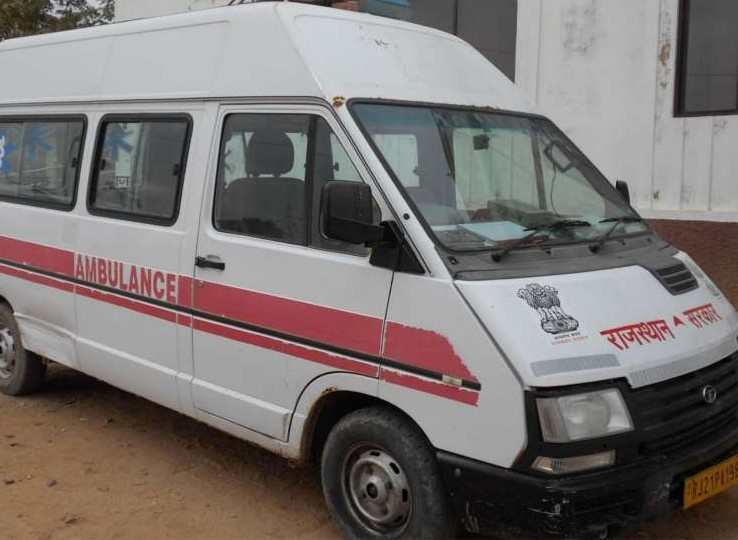 अब एम्बुलेन्स की रियल टाइम लोकेशन पर रहेगी पूरी नजर; GPS लगाने के लिए 30 दिन का समय, RTO व DTO को जारी किए निर्देश|नागौर,Nagaur - Dainik Bhaskar