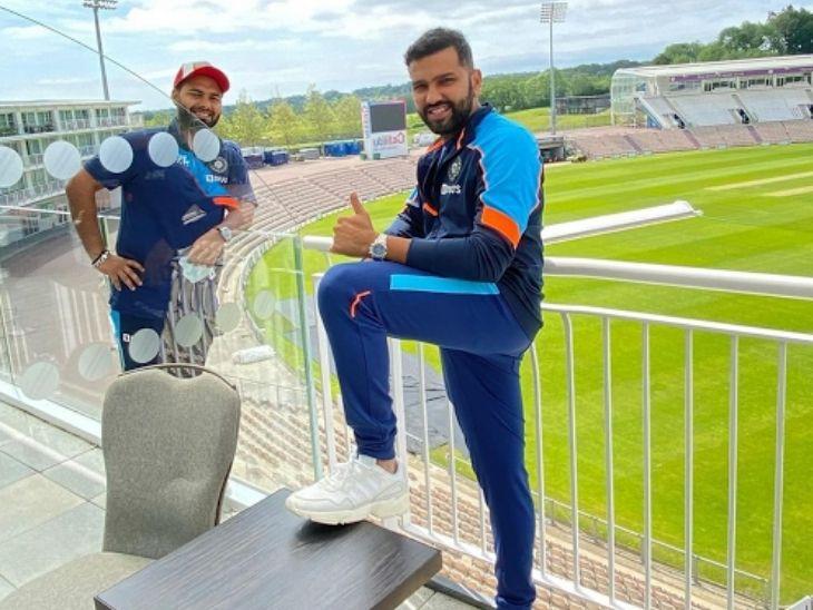 तीन दिन क्वारैंटाइन के बाद प्रैक्टिस की शुरुआत संभव, खिलाड़ियों ने पोस्ट की ग्राउंड व्यू वाली तस्वीरें|क्रिकेट,Cricket - Dainik Bhaskar