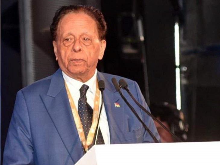 मॉरीशस के पूर्व राष्ट्रपति अनिरुद्ध जगन्नाथ का निधन, छत्तीसगढ़ ने वृक्षारोपण प्रोत्साहन योजना का उद्घाटन टाला रायपुर,Raipur - Dainik Bhaskar