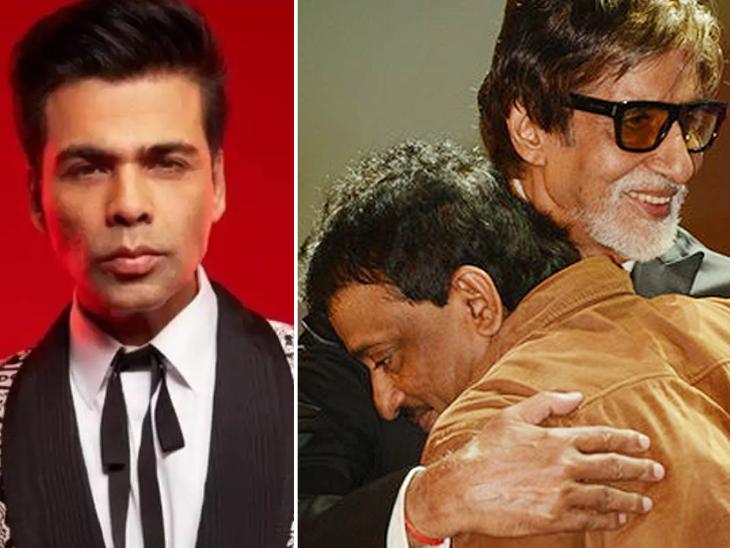यूरोपियन एक्टर को बॉलीवुड में लॉन्च करेंगे करन, 4 साल बाद फिर साथ अमिताभ-रामू और कोरोना जागरूकता के लिए फिर आगे आए अक्षय बॉलीवुड,Bollywood - Dainik Bhaskar