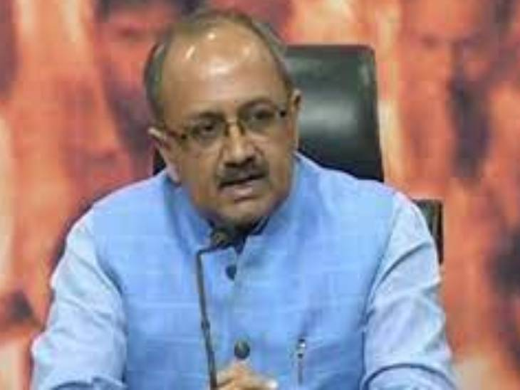 कैबिनेट मंत्री सिद्धार्थनाथ सिंह ने कहा- अखिलेश यादव जमीनी सियासत के बजाए कर रहे सोशल मीडिया की राजनीति|लखनऊ,Lucknow - Dainik Bhaskar