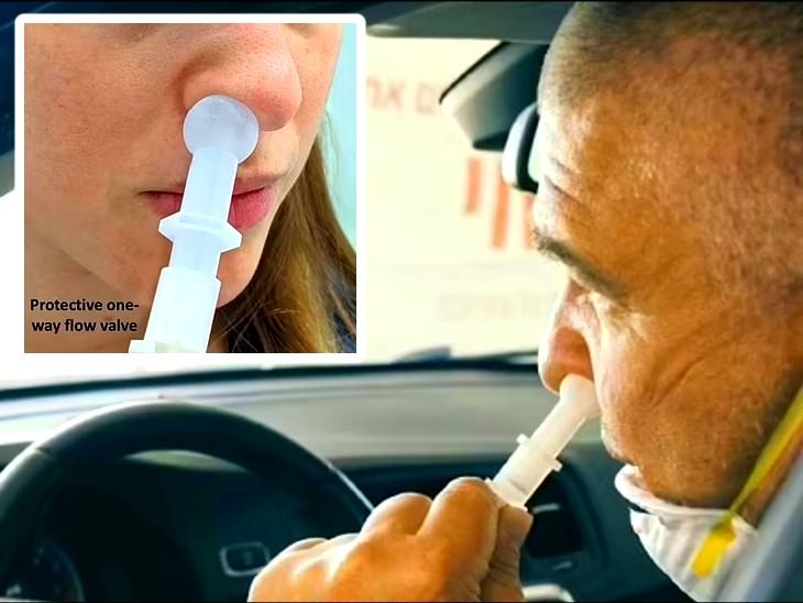 80 सेकंड में इलेक्ट्रिक नाक से होगी कोरोना की जांच, रियलटाइम में 94 फीसदी तक सटीक परिणाम देेने का दावा|लाइफ & साइंस,Happy Life - Dainik Bhaskar