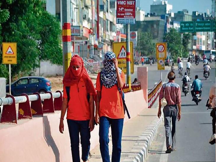 सताएगी गर्मी; दाे दिन बाद 40 डिग्री तक पहुंचेगा पारा|जयपुर,Jaipur - Dainik Bhaskar
