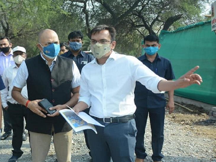 रायपुर के नए कलेक्टर बने सौरभ कुमार, सीनियर अफसर तारण प्रकाश सिन्हा को बनाया गया राजनांदगांव कलेक्टर, 30 IAS इधर से उधर|रायपुर,Raipur - Dainik Bhaskar