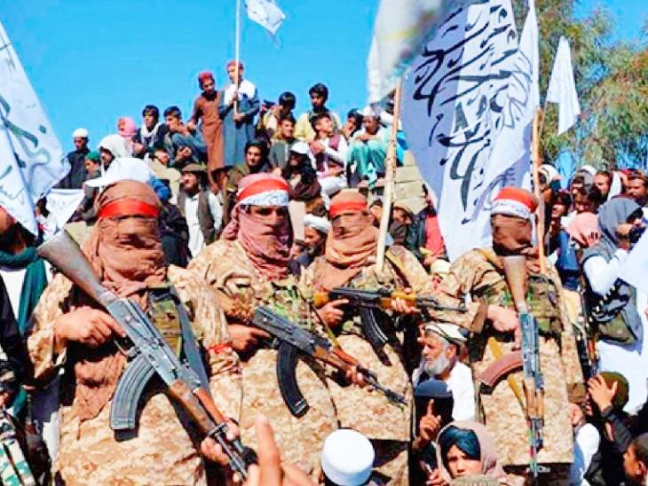UN के सदस्य देशों के मुताबिक, अलकायदा संगठन के आतंकी अफगानिस्तान के कम से कम 15 प्रांतों में रह रहे हैं। -फाइल फोटो - Dainik Bhaskar