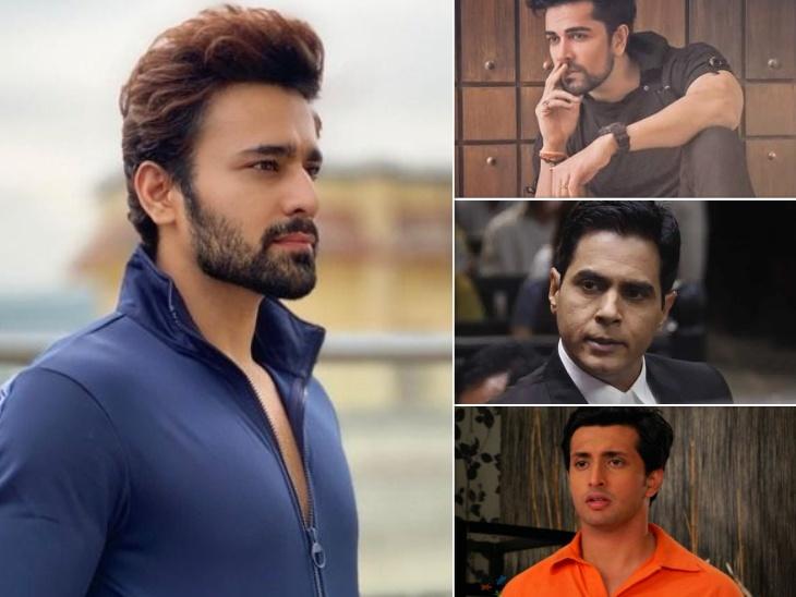 नाबालिग से दुष्कर्म करने के आरोप में गिरफ्तार हुए 'नागिन 3' एक्टर पर्ल वी पुरी, इन टीवी एक्टर्स पर भी लग चुके हैं ऐसे ही आरोप|टीवी,TV - Dainik Bhaskar